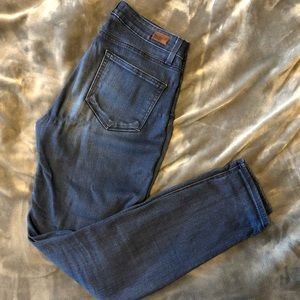 Paige Verdugo Ankle Womens Jeans